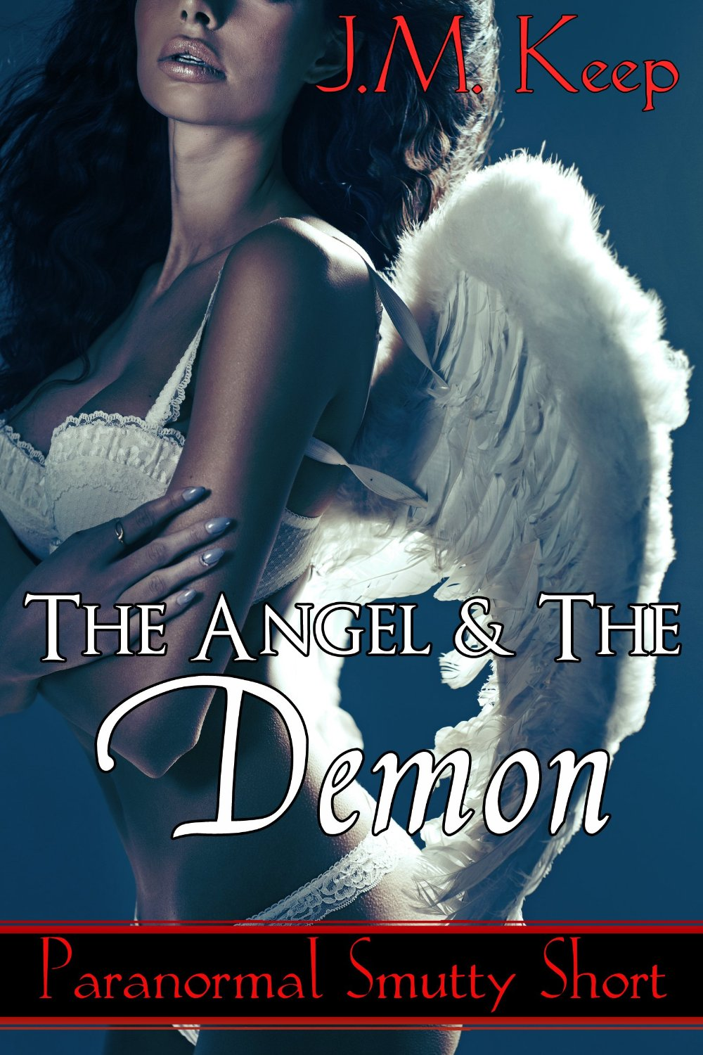 The Angel and the Demon: Paranormal Smutty Short