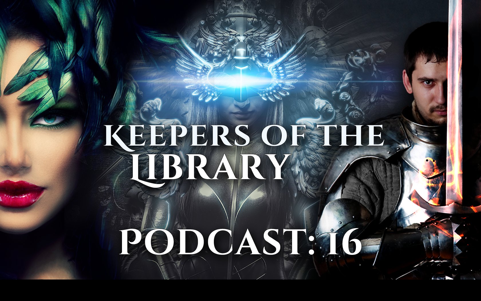 Keepers of the Library #16