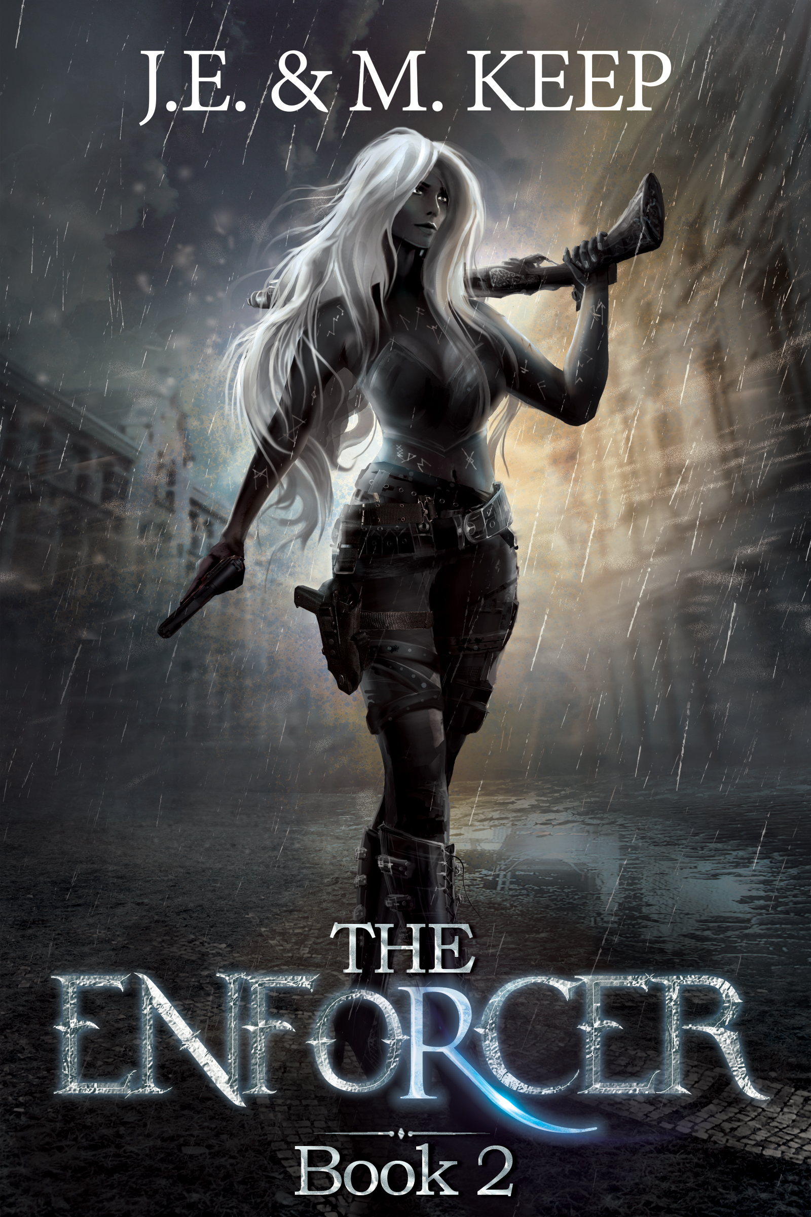 The Enforcer: Book 2